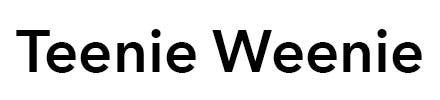More From Teenie Weenie Logo