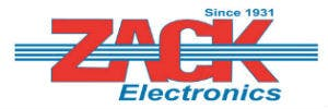 More From Zack Electronics Logo