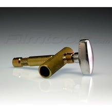 Modern Baby Rod Sleeve w/90 Deg. Cross Pin 5/8""