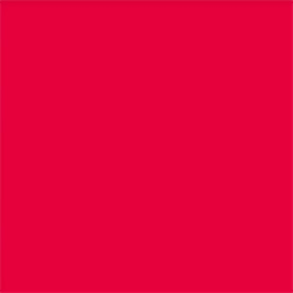 """LEE Filters 48"""" x 25' CL26 Gel Roll - Bright Red"""
