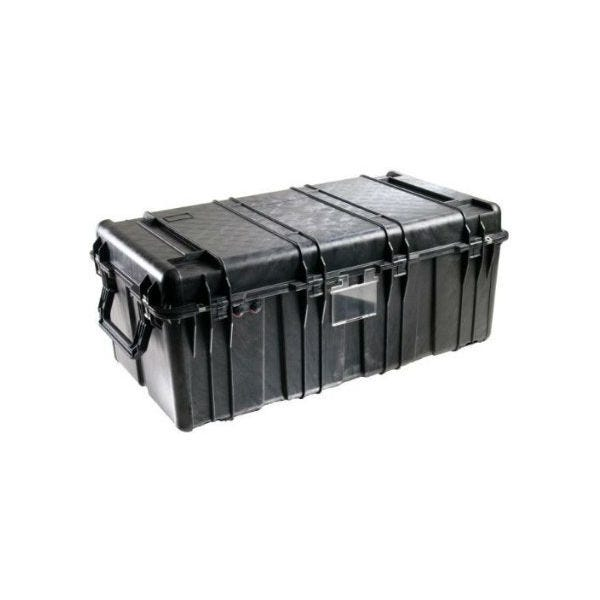 Pelican 0550 Transport Case with Foam - Black