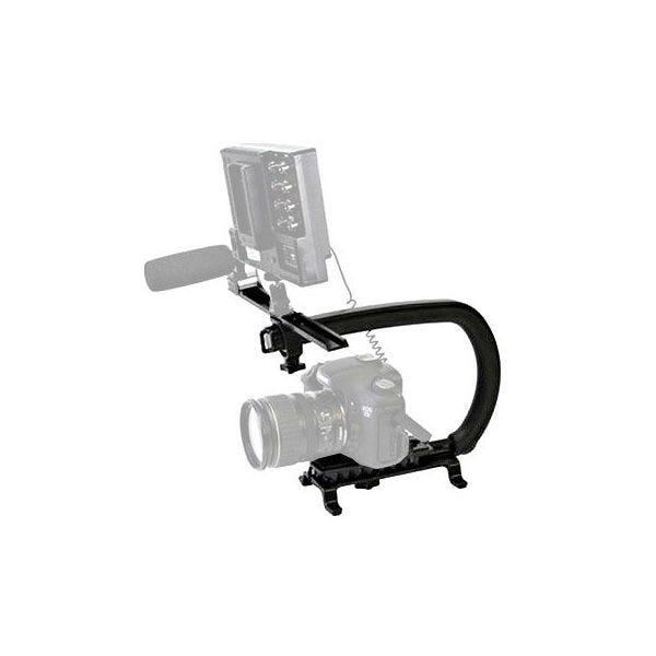 Cam Caddie Scorpion Camera Stabilizer + Accessories Bundle Kit