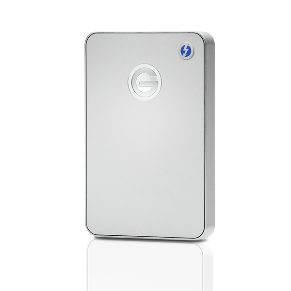 G-Tech G-Drive Portable Thunderbolt and USB 3.0 Drive 1TB