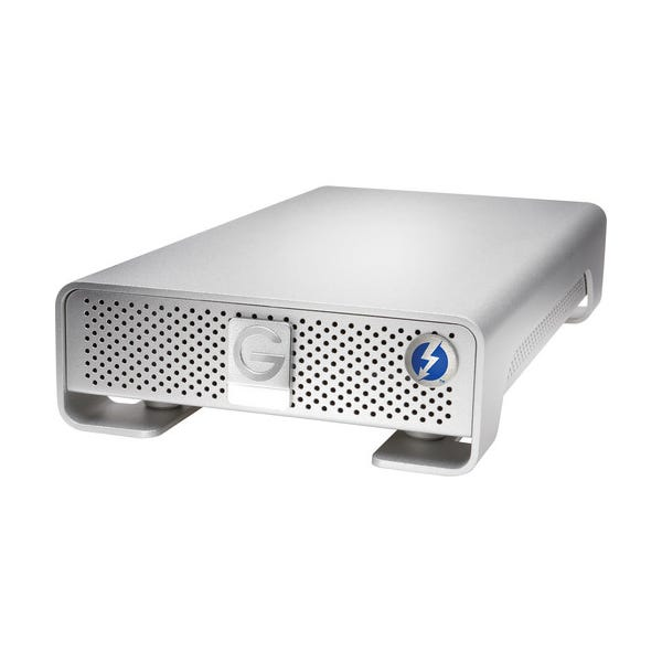 G-Technology 10TB G-DRIVE Thunderbolt USB 3.0 Hard Drive