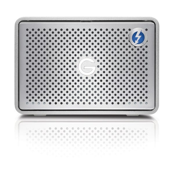 G-Technology 12TB G-RAID 2-Bay Thunderbolt 2 USB 3.0 RAID Array Drive