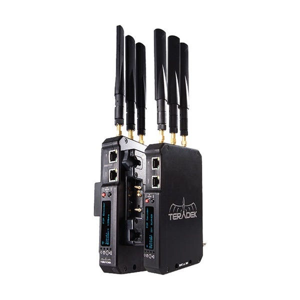 Teradek Beam Transmitter (Gold Mount) & Receiver Set