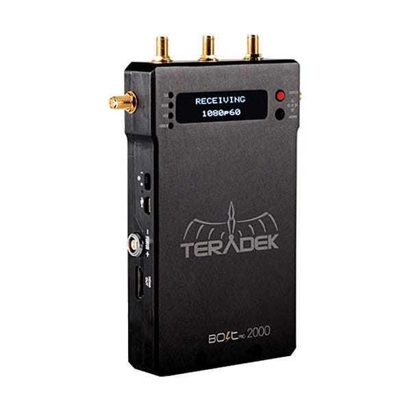 Teradek Bolt Pro 2000 Wireless HDMI Video Receiver