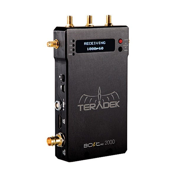 Teradek Bolt Pro 2000 SDI/HDMI Wireless Video Receiver