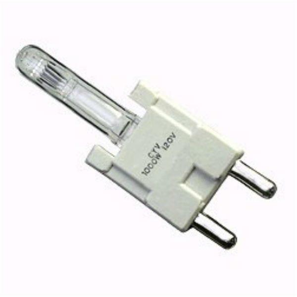 Ushio CYV JS120V-1000WC2 Halogen Incandescent Projector Light Bulb 3200K (1000W/120V)