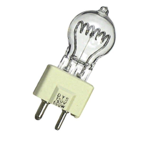 Ushio DYS/DYV/BHC JCD120V-600WC Halogen Incandescent Projector Light Bulb 3200K (600W/120V)