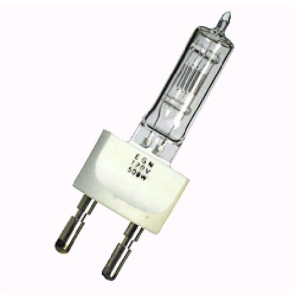 Ushio EGN JS120V-500WC Halogen Incandescent Projector Light Bulb (500W/120V)