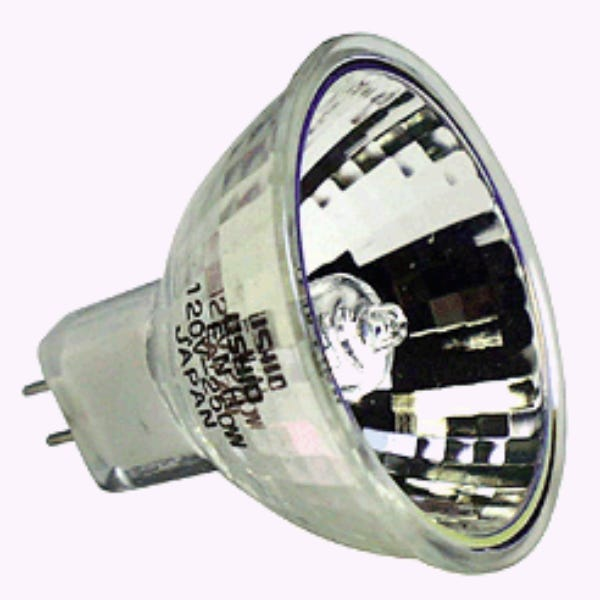 Ushio ENH JCR120V-250W Halogen Incandescent Projector Light Bulb (250W/120V)