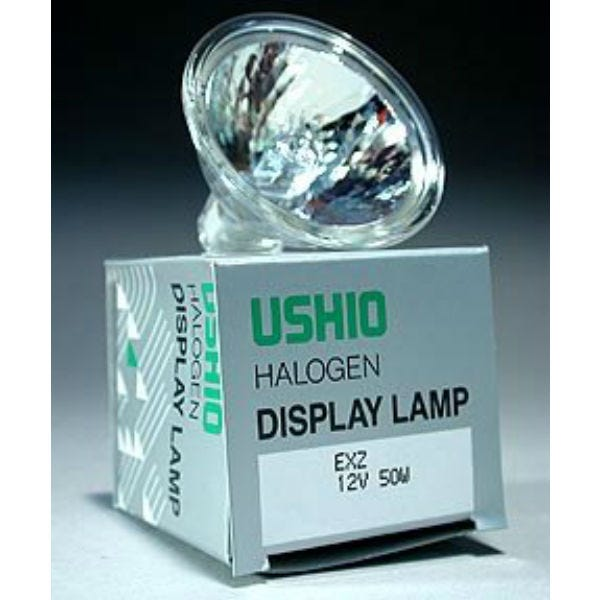 Ushio EXZ JR12V-50W/NFL24 Halogen Incandescent Projector Light Bulb (50W/12V)