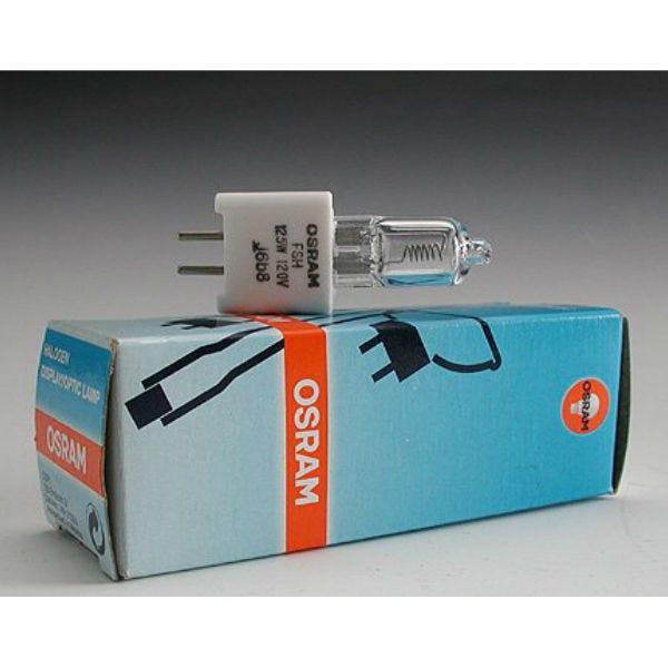 Ushio FSH JCV120V-125WB Halogen Incandescent Projector Light Bulb 3200K (125W/120V)