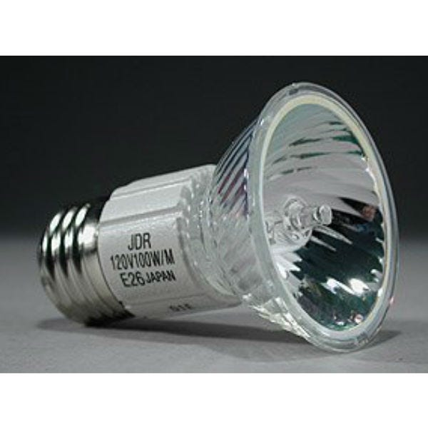 Ushio JDR120V-100WL/NFL20 Halogen Incandescent Light Bulb 3000K (100W/120V)