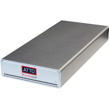 ATTO Technology ThunderLink FC 3162 Thunderbolt 3 to 16 Gb/s Fiber Channel Adapter with US Power Cord