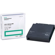 HPE LTO 7 Tapes Pre-Labeled Non-Custom Data Cartridge (20 Pack)