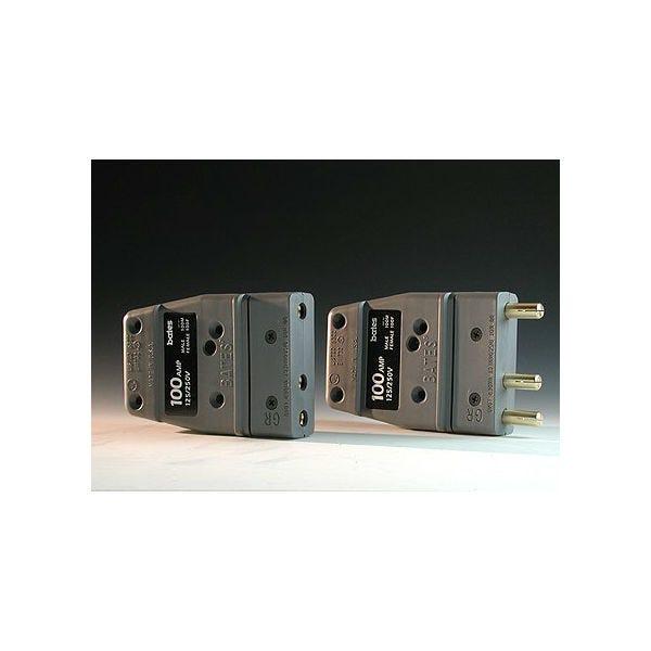 Dadco 100A 125V Bates Inline Adapter