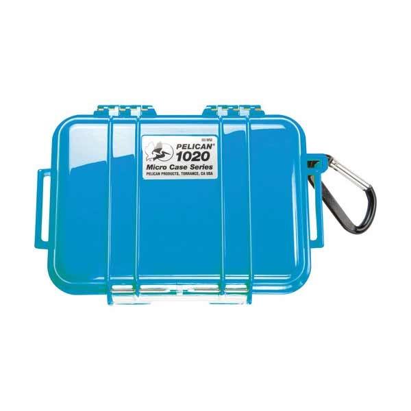 Pelican 1020 Micro Case - Blue