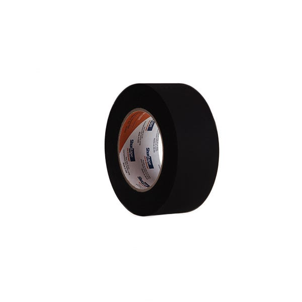 "Shurtape 2"" Masking Paper Photo Tape - Matte Black"