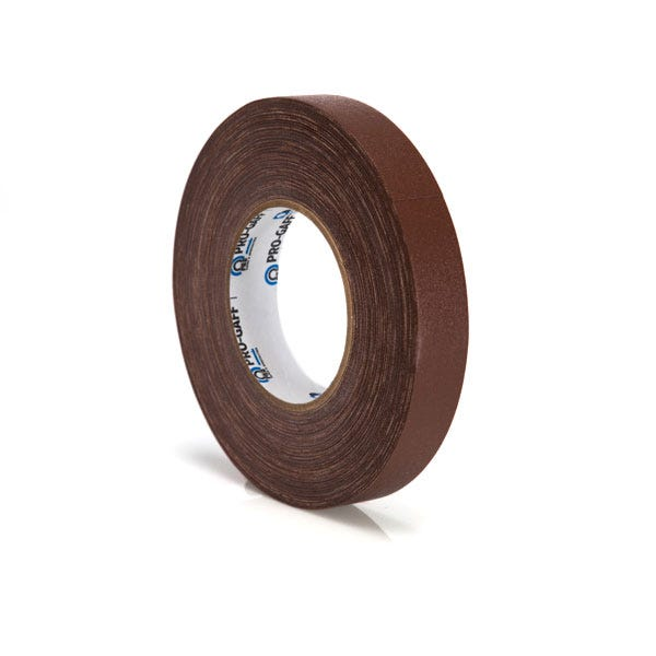 "Pro-Gaff 1"" Gaffer Tape (Camera Tape) - Brown"