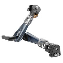 Bright Tangerine TITAN SUPPORT ARM WITH 1/4″ (MONITOR SIDE) & 3/8″ (CAMERA SIDE) QR BRACKET 3/8″ TO 1/4″ ADAPTOR