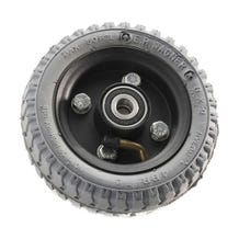 "Inovativ 6"" Swivel/Fixed Wheel Kit for Scout 31 Carts"