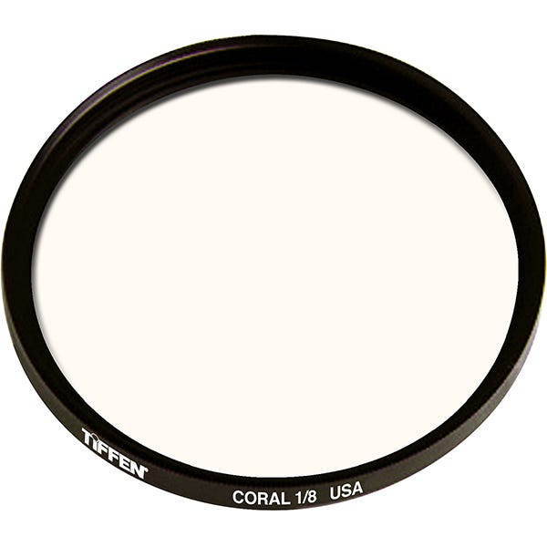 Tiffen Series 9 Coral Solid Color 1/8-2 Filters