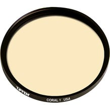 Tiffen  Series 9 Coral Solid Color 1 Filter