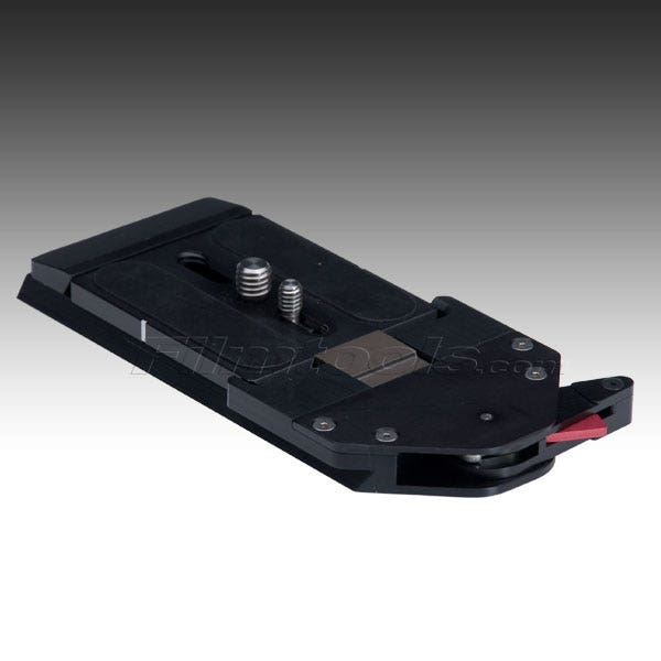 OConnor 08430 Mini European Quick Release with Camera Mounting Plate for 1030B and 1030S Fluid Heads