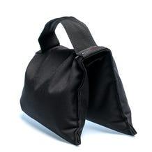 Filmtools Shot Bag w/ FT Logo - 35 lbs (Black)