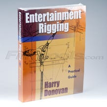 Entertainment Rigging by Harry Donovan. ISBN 0-9723381-1-x