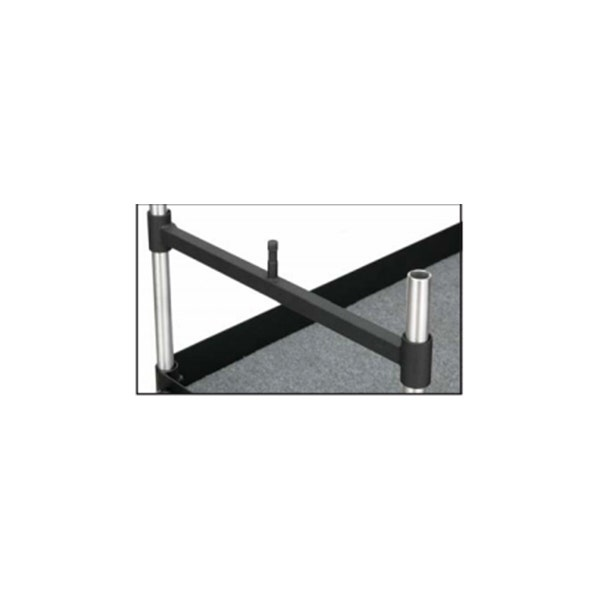 """Backstage Cross Bar for Junior Camera Case Cart w/ Baby 5/8"""" Pin"""