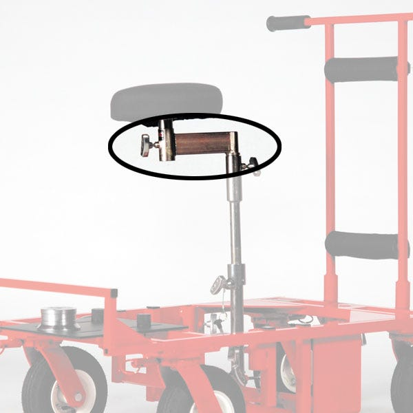 Matthews Studio Equipment Dolly Seat Jr. Offset Arm 395302