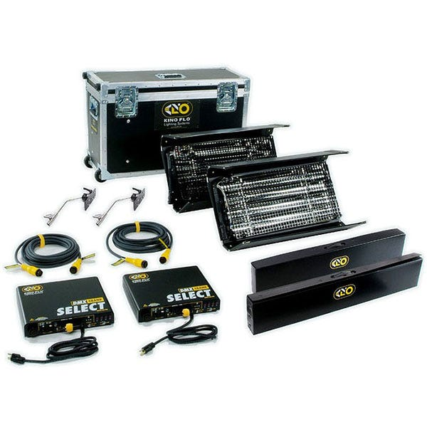 Kino Flo Interview DMX Kit (2-Unit), Univ