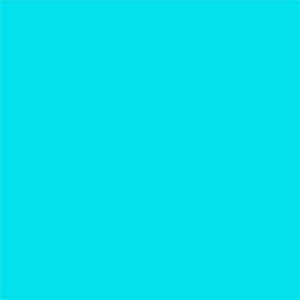 """LEE Filters 21 x 24"""" CL118 Gel Filter Sheet - Light Blue"""