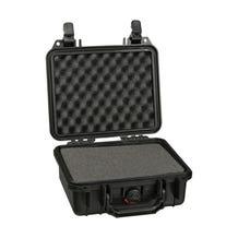 Pelican 1200 Case with Foam - Black