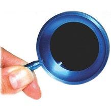Alan Gordon Enterprises Blue Ring Gaffers Glass