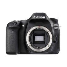 Canon EOS 80D DSLR Camera - Body Only
