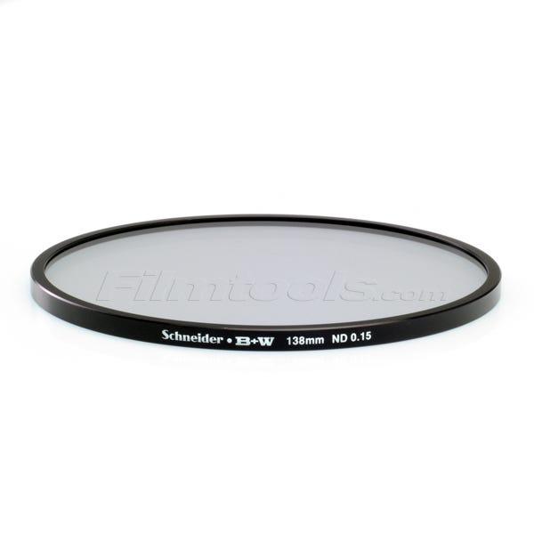Schneider Optics 138mm Neutral Density (ND) Water White Glass Filters