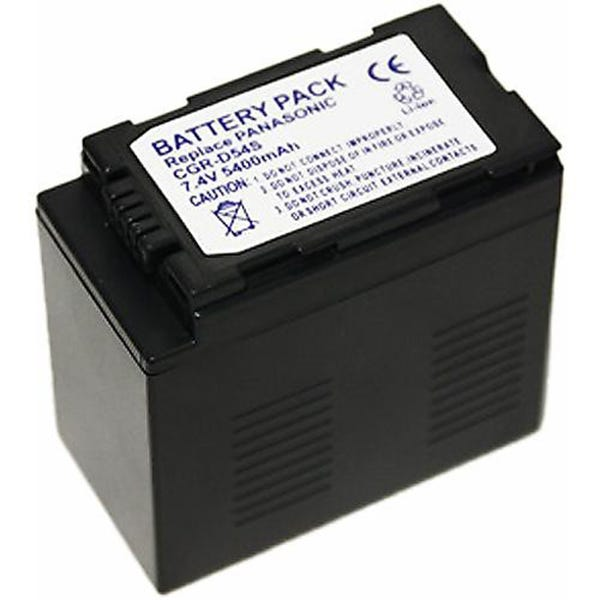 Ikan IBP-D54 Replacement Battery Compatible with the Panasonic D Series Video Batteries