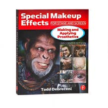 Special Makeup Effects for Stage & Screen - Book