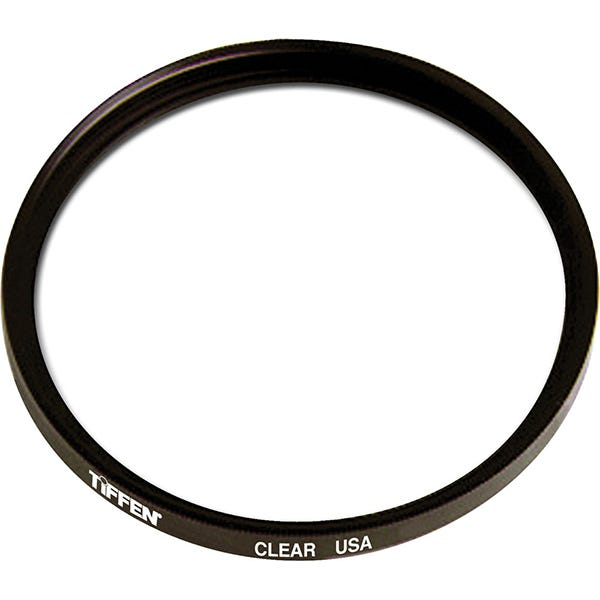 Tiffen 127mm Clear Filter