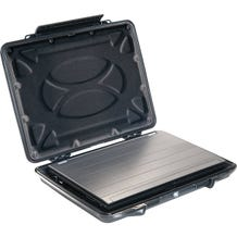 Pelican 1095CC Hardback Laptop Computer Case with Laptop Liner - Black