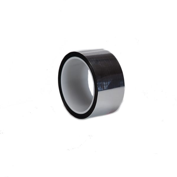 "Mylar 2"" Reflective Metallic Adhesive Tape - Silver"