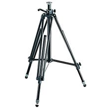 Manfrotto Black Aluminum Studio Pro Triman Tripod w/ Geared Column 028B