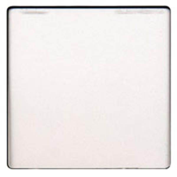 """Schneider Optics 6.6 x 6.6"""" Black Frost 1/4 Water White Glass Filter"""