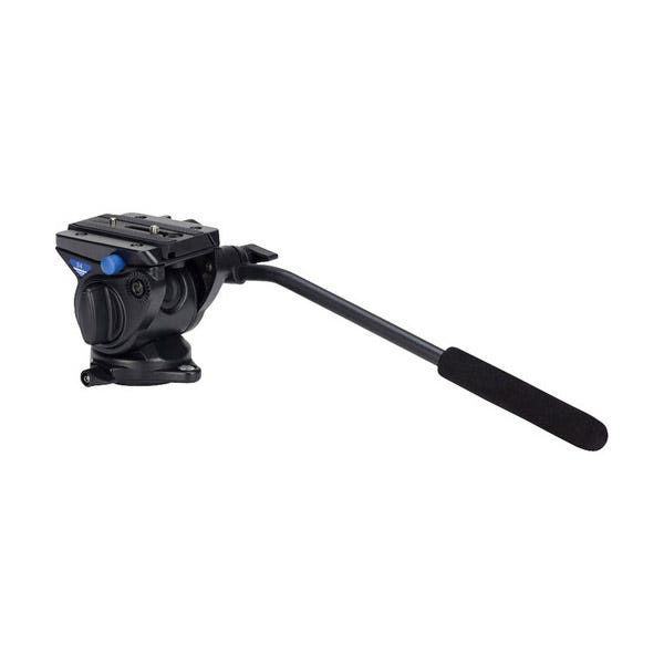 Benro S4 Video Head w/ Flat Base (3/8-16 Female Threaded Base)