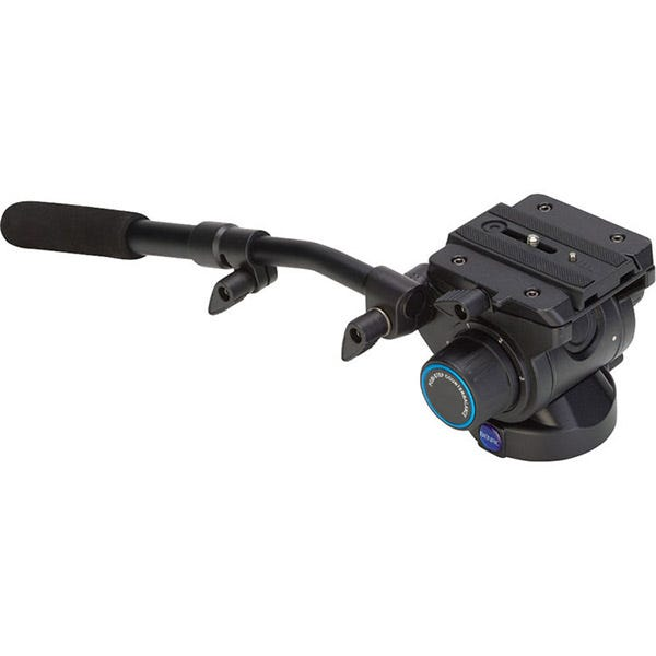 Benro S6 Video Head w/ Flat Base (3/8-16 Female Threaded Base)