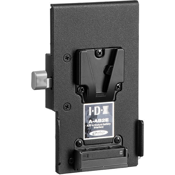 IDX Adaptor Bracket for ENDURA Batteries To 3-stud Mount  A-AB2E